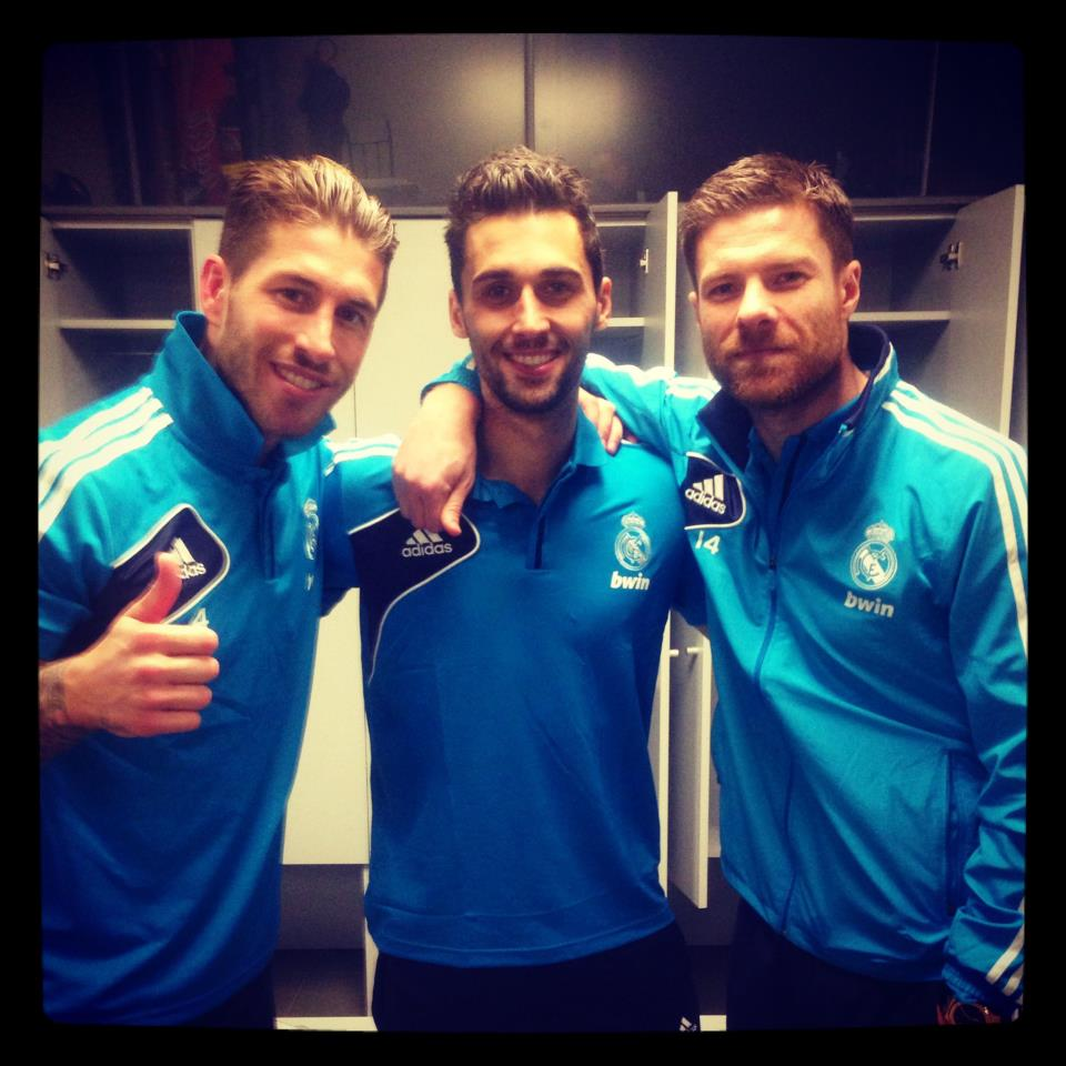 players real madrid Photo