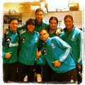 Real Madrid players - real-madrid-cf photo