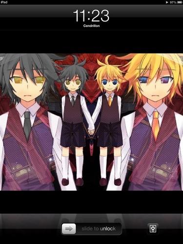 Rei+Len!