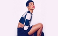Rihanna in ELLE UK - rihanna wallpaper