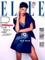 Rihanna's ELLE UK April covers - rihanna photo