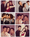 Rob,Kris&Taylor - twilight-series photo