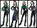 Rogue Collage - x-men-evolution fan art