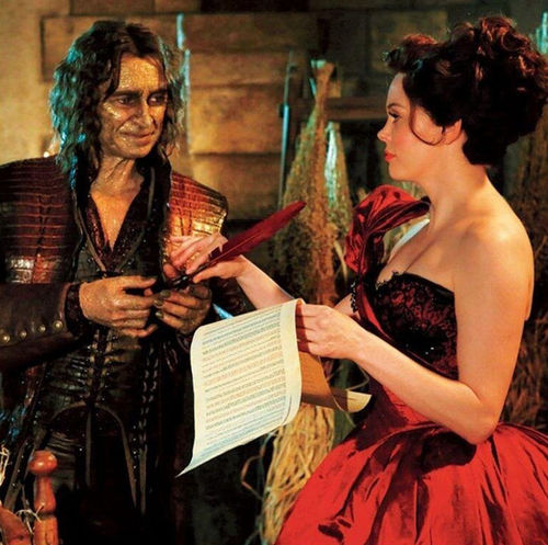 Rumple & Young Cora