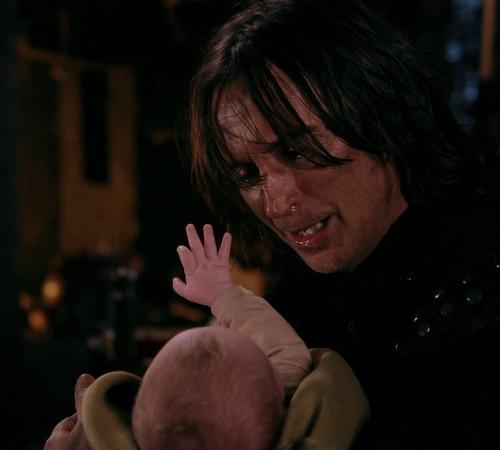 Rumps & baby Baelfire