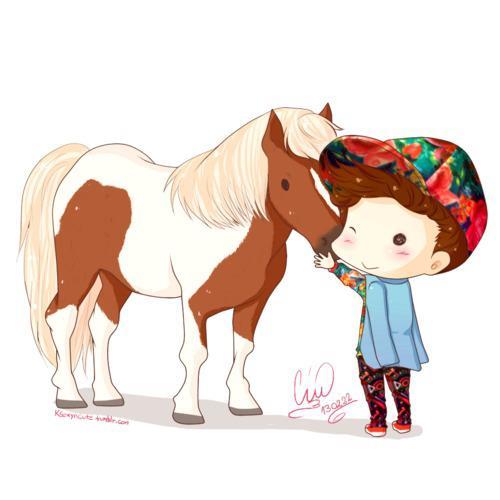 SHINee Taemin Dream Girl fan Art