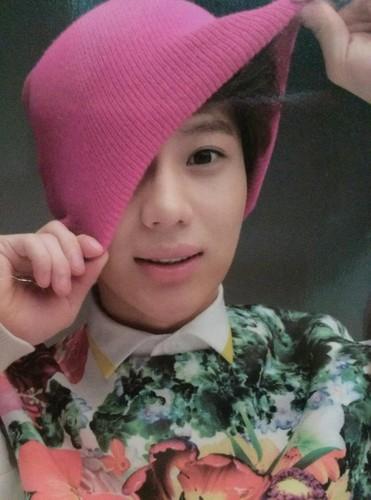 SHINee Taemin Dream Girl Photobook