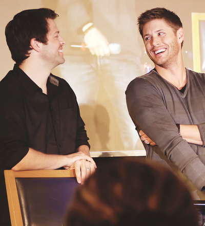 Misha and Jensen