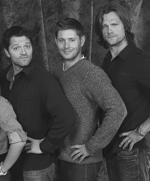 Misha and J2 - Supernatural Photo (33703609) - Fanpop