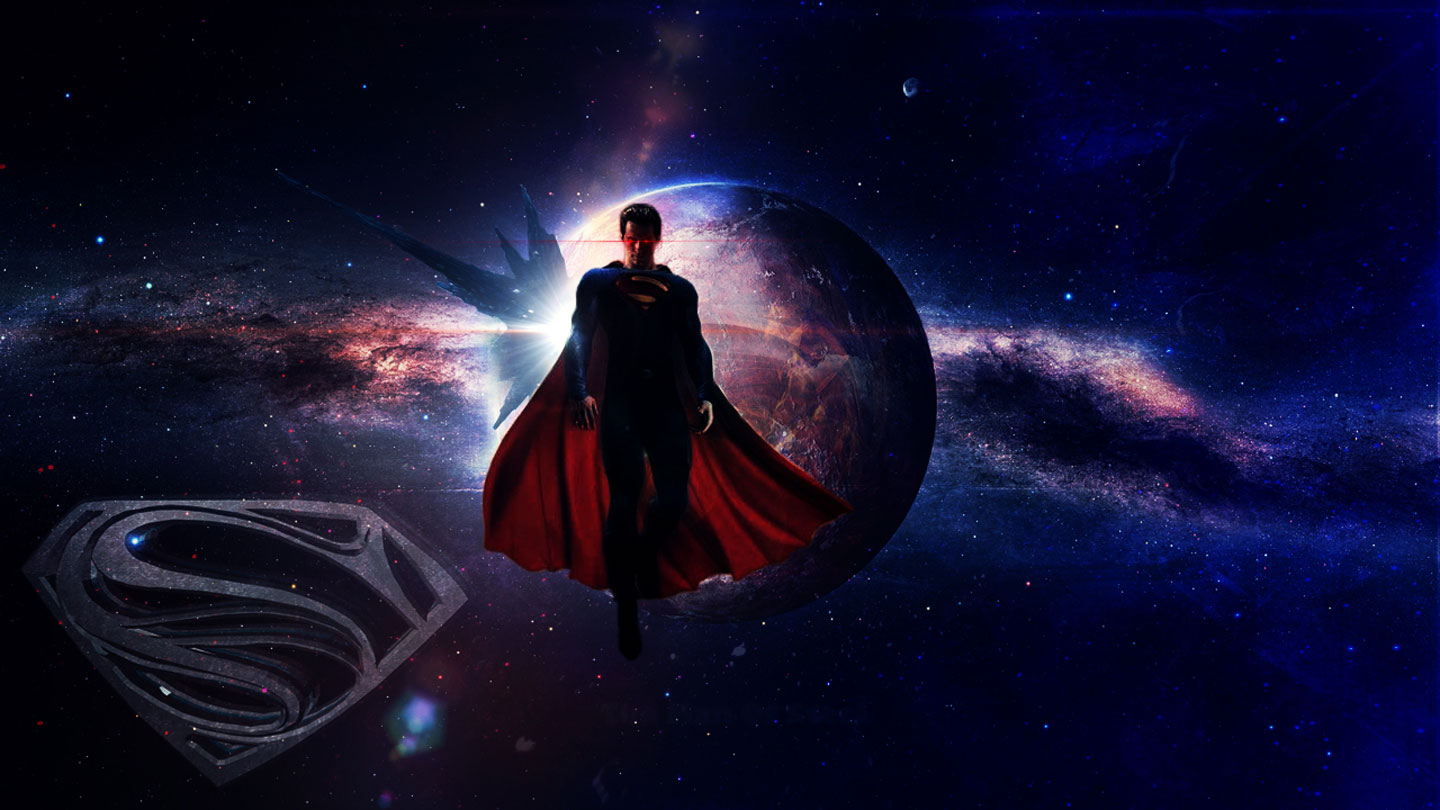 Man of Steel SUPERMAN MAN OF STEEL