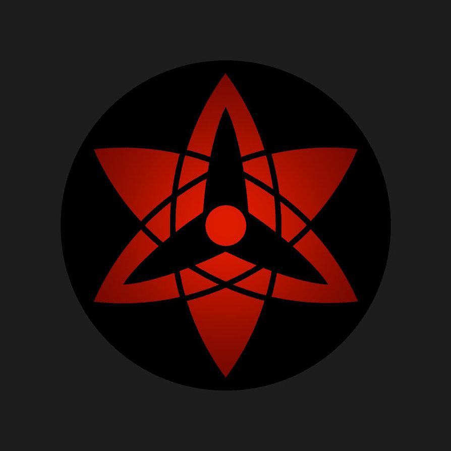 Sasuke's Eternal Mangekyou Sharingan
