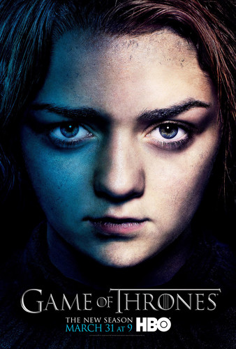 Season 3 - Character Poster - Arya Stark