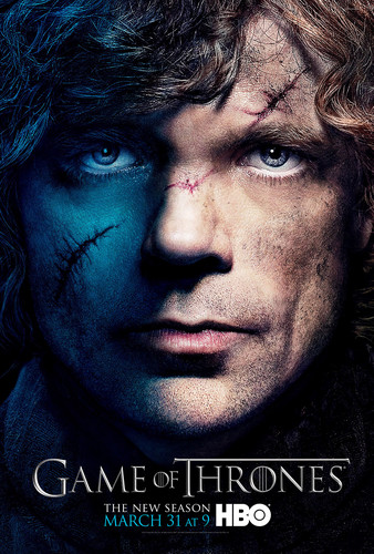 Season 3 - Character Poster - Tyrion Lannister
