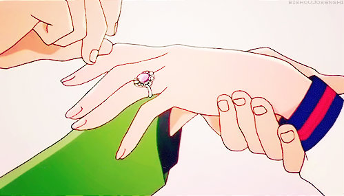 Serena & Darien - Wedding Ring
