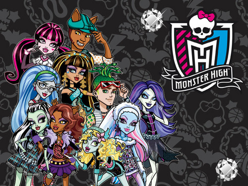 Monster High wallpaper with anime called Sexy Monster High