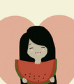 She Likes Watermelon - sinnas-soiree photo