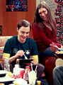 Sheldon &amp; Amy  - the-big-bang-theory photo