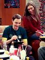 Sheldon & Amy  - the-big-bang-theory photo