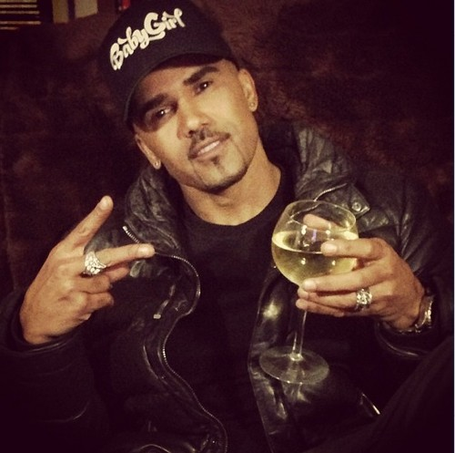 Shemar Moore wallpaper probably with alcohol entitled Shemar