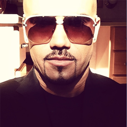Shemar Moore 壁紙 with sunglasses entitled Shemar