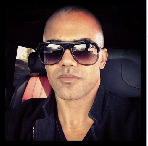Shemar Moore 壁紙 containing sunglasses titled Shemar