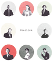 Sherlock - sherlock fan art