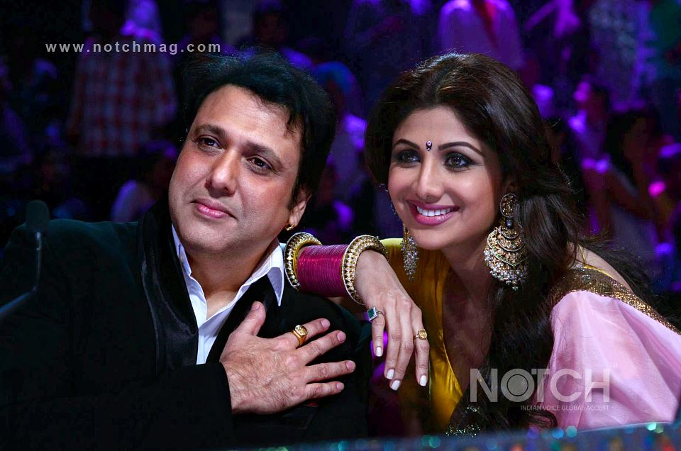 Shilpa And Govinda