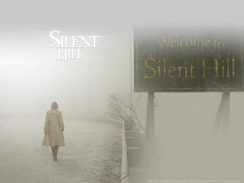 Silent холм, хилл