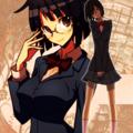 Sonohara Anri - anime fan art