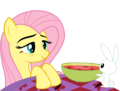 Soup for Fluttershy - fluttershy photo