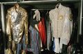 Stage Costumes From The History Tour - michael-jackson photo