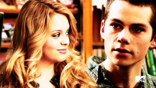 Stiles&Erica<3