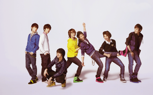 Super Junior wallpaper titled Super Junior