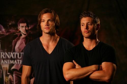 Supernatural: The एनीमेशन