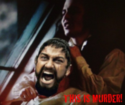 Sweeney Todd Sparta!