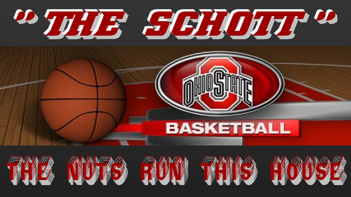 THE SCHOTT, THE NUTS RUN THIS HOUSE
