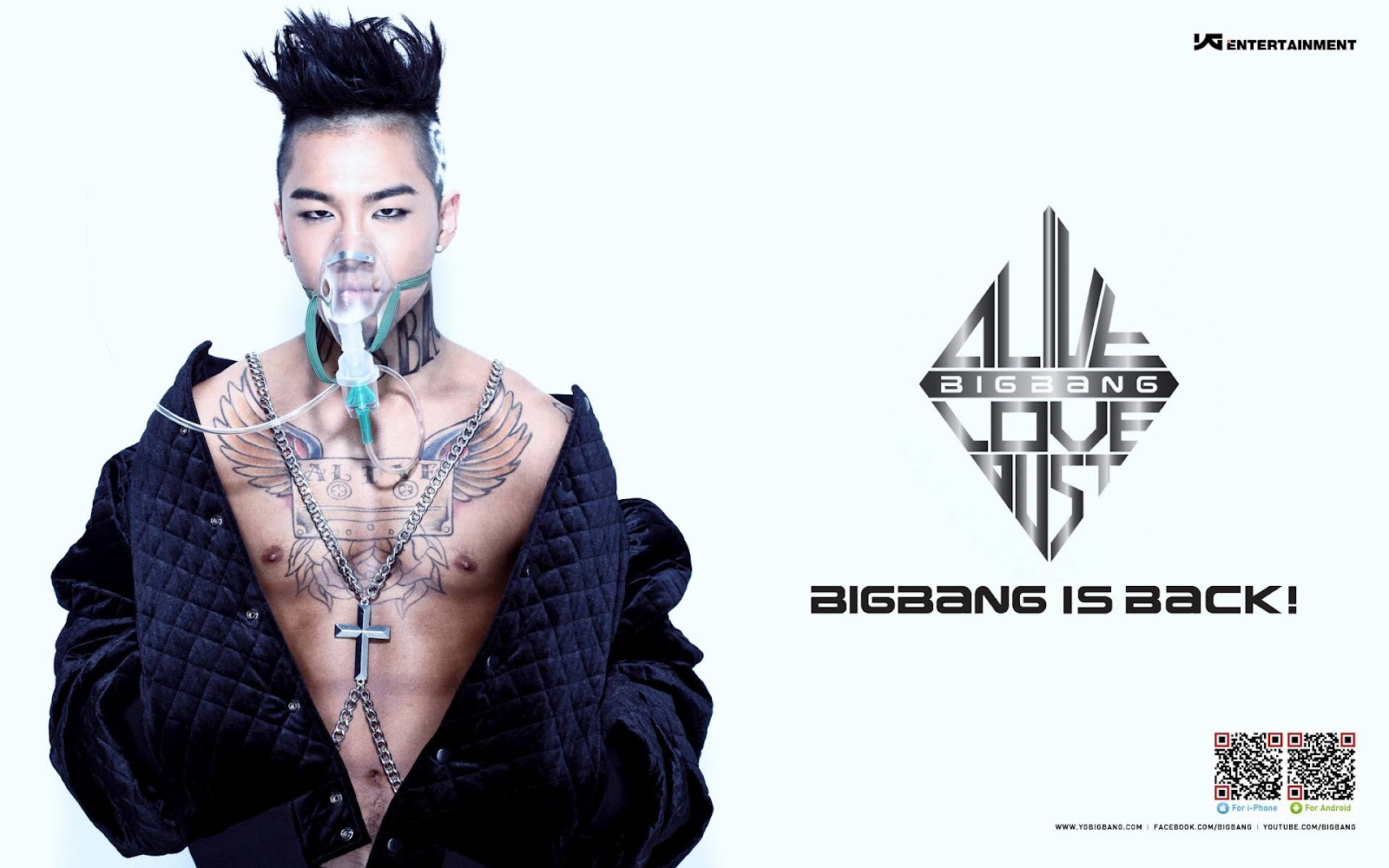 taeyang yg entertainment wallpaper 33753247 fanpop
