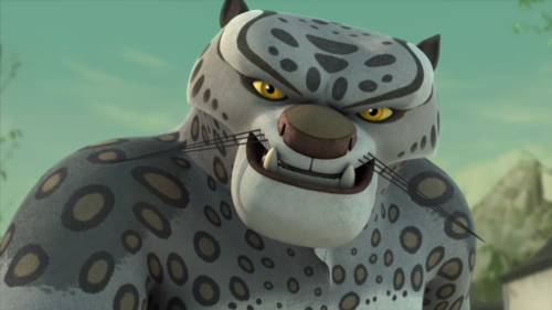 Tai Lung in Kung Fu Panda: Legends of Awesomeness