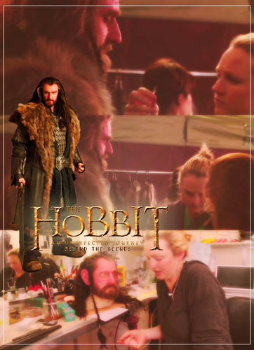 The Hobbit: Behind the scenes