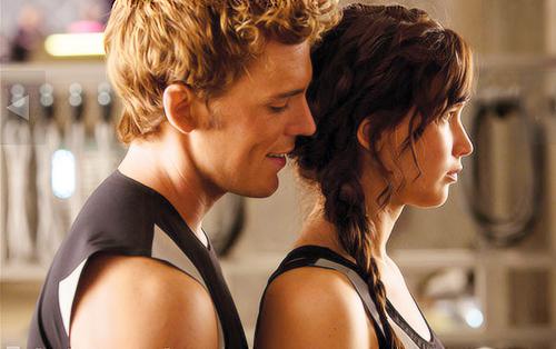 The Hunger Games: Catching ngọn lửa, chữa cháy - các bức ảnh