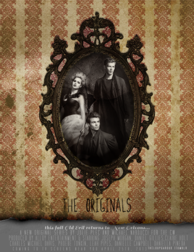 The Originals: this fall Old Evil returns to New Orleans…