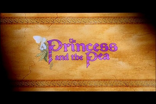 The Princess and the pois, pea