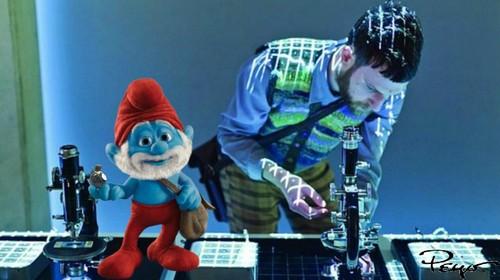 The Smurfs: Movie Image Experience