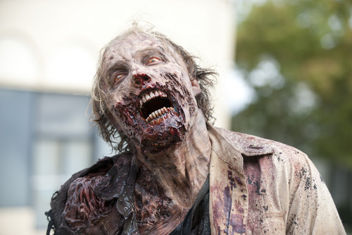 The Walking Dead Hintergrund called The Walking Dead - 3x09 - Suicide King