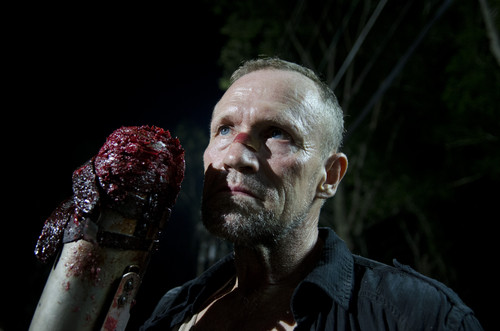 The Walking Dead kertas dinding titled The Walking Dead - 3x09 - Suicide King