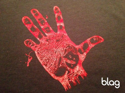 Tom Hardy Special Pinky t-shirt from Blag