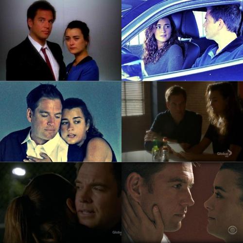 Tony and Ziva = Emotions