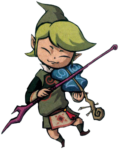 Toon Link/Wind Waker - Toon Link Photo (33700976) - Fanpop
