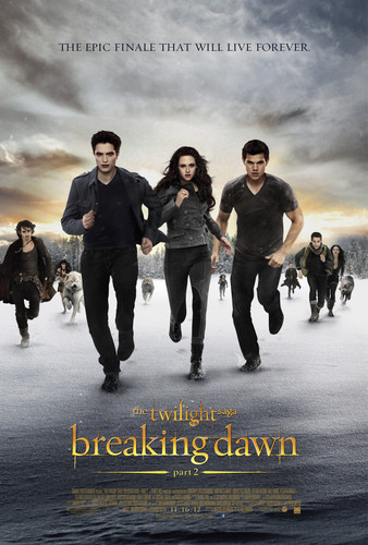 Breaking Dawn Part2