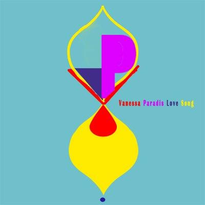 Vanessa Paradis প্রণয় Song Single Cover